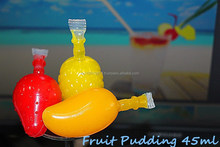 Fruit Pudding-Mango Flavour Jelly