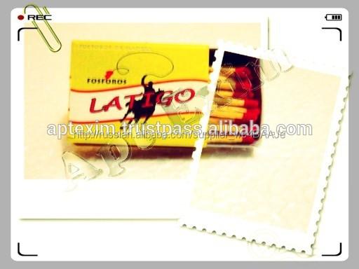 Специально созданных курильщиков матч и сигареты матч Box поставщик для африки