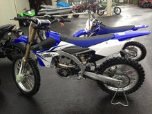 Brand New 2014 YZ450F Dirt Bike