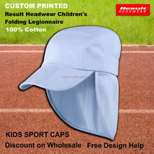 wholesale children's school PE hats