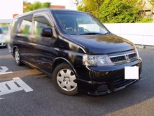 Honda Step WGN Spada S RF5 2004 Used Car