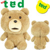 Ted head cover for driver H-207 character accesory round goods