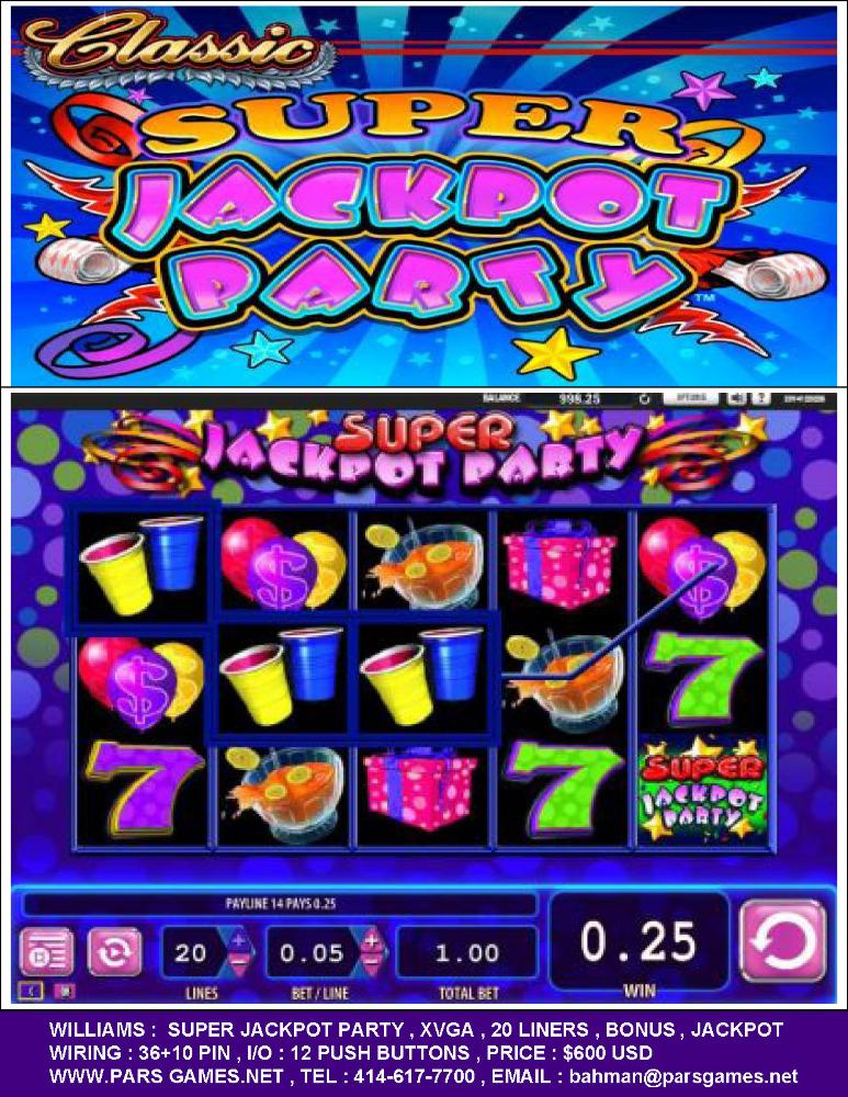 Wild Times Slot Machine - WMS Gaming Slots - Rizk Casino