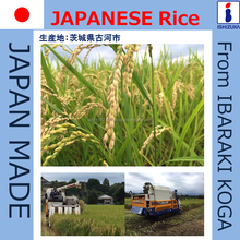 Easy to use and High quality japanese rice for Singapore with Delicious made in Japan