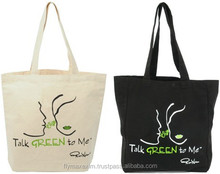 Eco bags Recycled Cotton Canvas Tote Bag & Cotton Bag