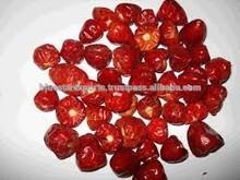 Rojo chille pimienta de la India