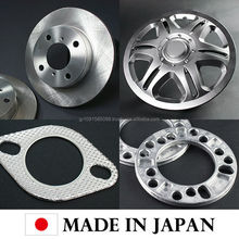 Durable and High quality racing parts with multiple functions made in Japan