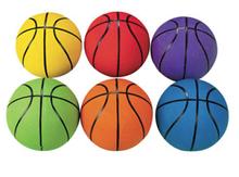 Purchase colorfull basketballs in bulk