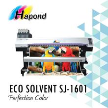ECO SOLVENT INKJET PRINTER - SJ-1601 - 1.6M Indoor Wide Format Inkjet Printer