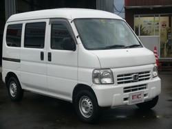 Reasonable and Right hand drive use car van Honda ACTY used car at reasonable prices