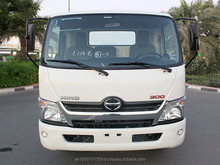 HINO TRUCK CHASSIS WU710L 2015YM