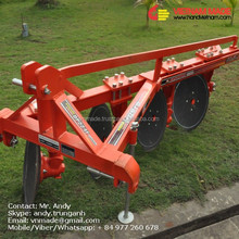 Kubota best agricultural baldan type disc plough for sales DP224F