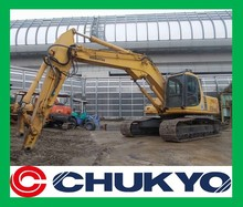 USED KOMATSU EXCAVATOR PC200LC-6 FOR SALE <SOLD OUT>