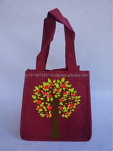 Lovely Cotton tote Bag with many styles from Vietnam