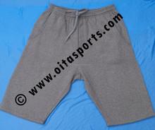 Custom100% Cotton Mens Shorts with Elastic Belt Loop/Mens Fleece Shorts