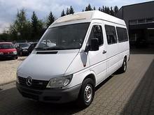 Mercedes-Benz Sprinter Van - Left Hand Drive - Stock no:11621