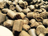 Bagasse/ Fermented bagasse pellet