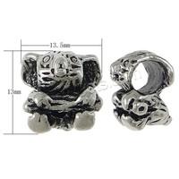 Koala Stainless Steel Beads