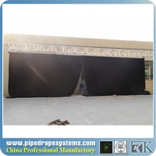 custom made stage backdrop/stage curtains /stage drapery