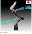 Nombres de microscopios, japonés conveniente y Durable monocular con brazo flexible imán soporte para uso industrial