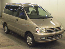wholesale japanese products high quality used car in japan Toyota Townace Noah 4WD reasonable price silver DAR ES SALAAM