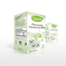 Voonka Glucosamine Chondroitin MSM