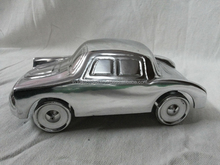Hot Selling Pewter Car models for Table decor ideal for corporate gifting assorted designs made of aluminium finish polished