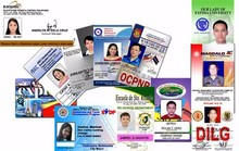 Customized PVC ID for School and Company