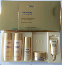IOPE Super Vital VIP Special Gift(5items)