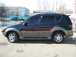 SsangYong Rexton 4x4 2004 Year SUV Car