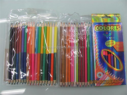 """7"""" WOODEN PENCIL WITH ERASER"""