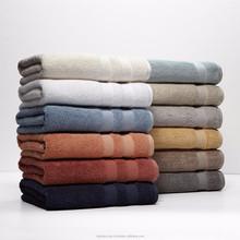 Cotton Jacquard Yarn Dyed Unique Bath Towels Gift Set