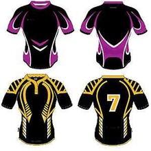 Sublimada rugby vestido