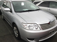 JAPANESE SECONDHAND AUTOMATIC CAR FOR SALE IN JAPAN FOR TOYOTA COROLLA X HID-LTD NZE121