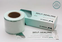 CE ISO FDA Sterilization Flat Roll 70gsm for hospital, clinic and dental - MY MEDICAL quality
