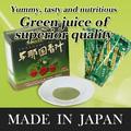 zuverlässige reine Chlorophyll pulver yonaguni grünen Saft mit effektiven made in japan