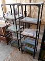 Reciclada para muebles de madera maciza rústica