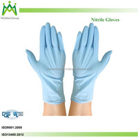 Disposable Non sterile Powder Free Nurse Nitrile Glove