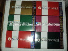 de oro de incienso nagchampa palos 15 gramos pack