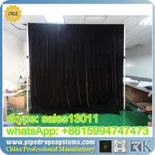 RK Good quality aluminum pipe and drape for the exhibition/events/party/photo booths