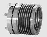 Forming Ends Metal Bellows Seal