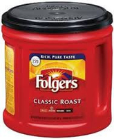 Folgers Classic Roast Ground Coffee 961gr