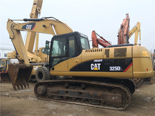 used caterpillar 325DL Crawler excavator high quality good working, also have CAT 330B, 325CL, 320C for sale