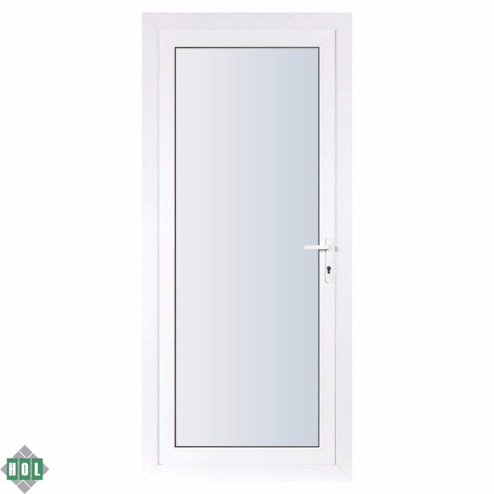 Single Hung Doors : Upvc side hung door single sash buy