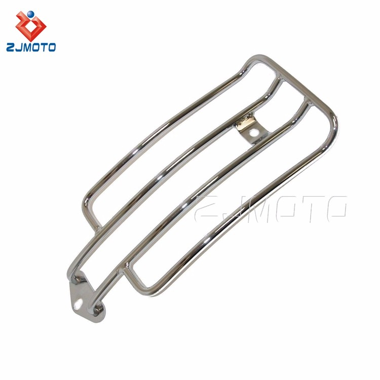Accessories for Harley-Davidson Sportster Series Motorcycle Stainless Steel Luggage Rack Luggage Crrier Motorcycle Luggage Rack (6).jpg