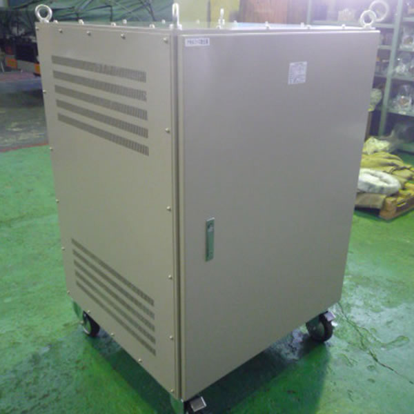 high efficiency 3 phase transformer 60kVA ( made in japan )