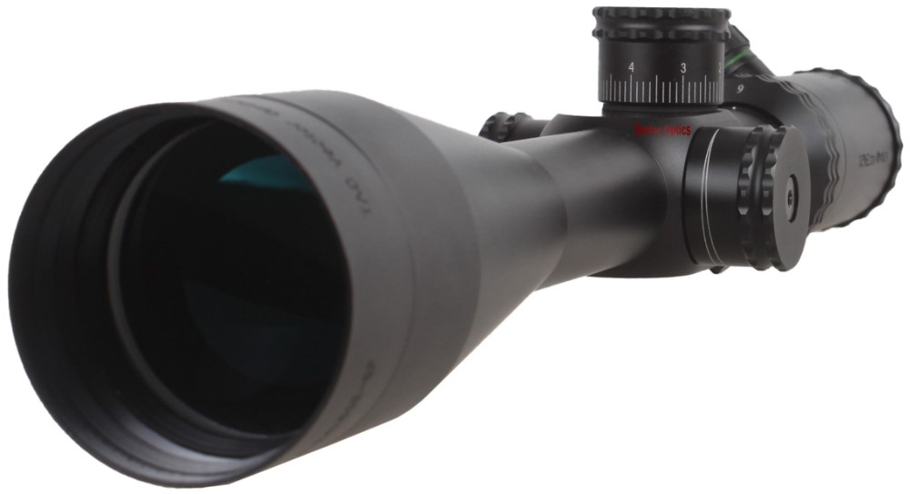 Vector Optics Sentinel Tactical 6-24x50ESF Target Shooting Riflescope MP Reticle