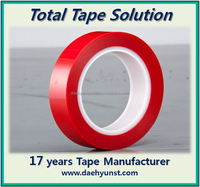 High heat resistance Insulation silicone PI masking tape for PCB HAL processing & insulation finishing work)