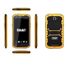waterproof android phone 5.5inch touch screen 2.0MP+8.0MP 1GB+8GB GPS WIFI BT full function smartphone 4g lte rugged phone IP67