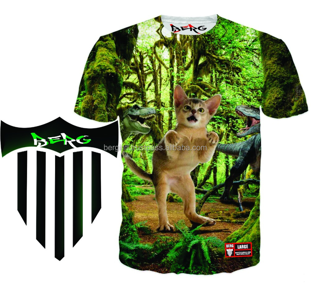 2016 t shirts for sublimation all over sublimation for All over dye sublimation t shirt printing